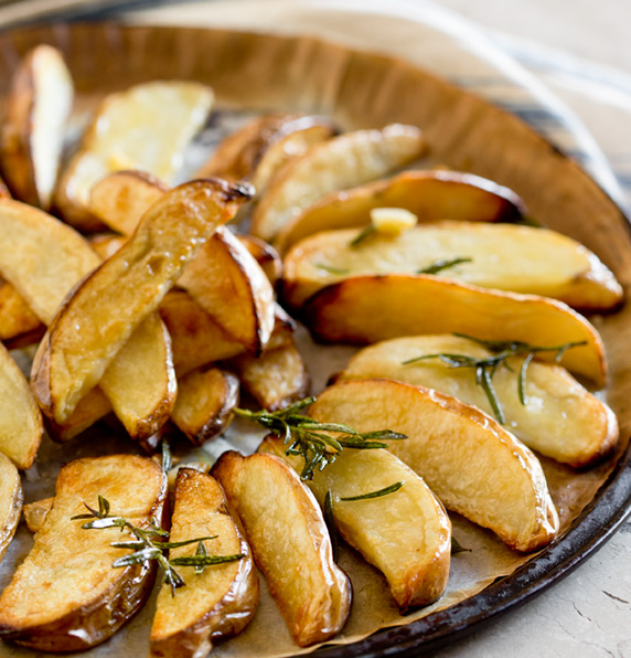 Healthy Skin-On Chips - Ryan PotatoesRyan Potatoes
